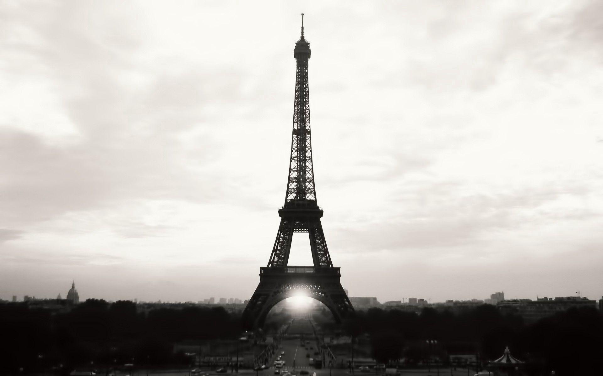 81124 télécharger le fond d'écran Villes, Paris, Tour Eiffel, France, P.c., Chb, Vue, Repère - économiseurs d'écran et images gratuitement