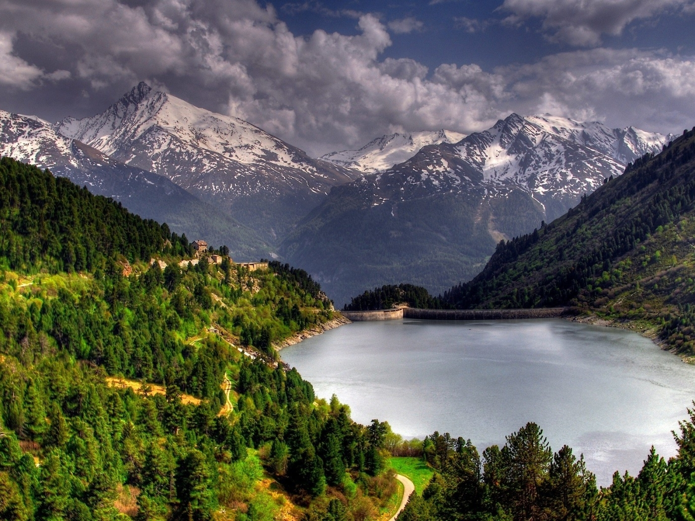 47202 download wallpaper Landscape, Nature, Mountains, Lakes screensavers and pictures for free
