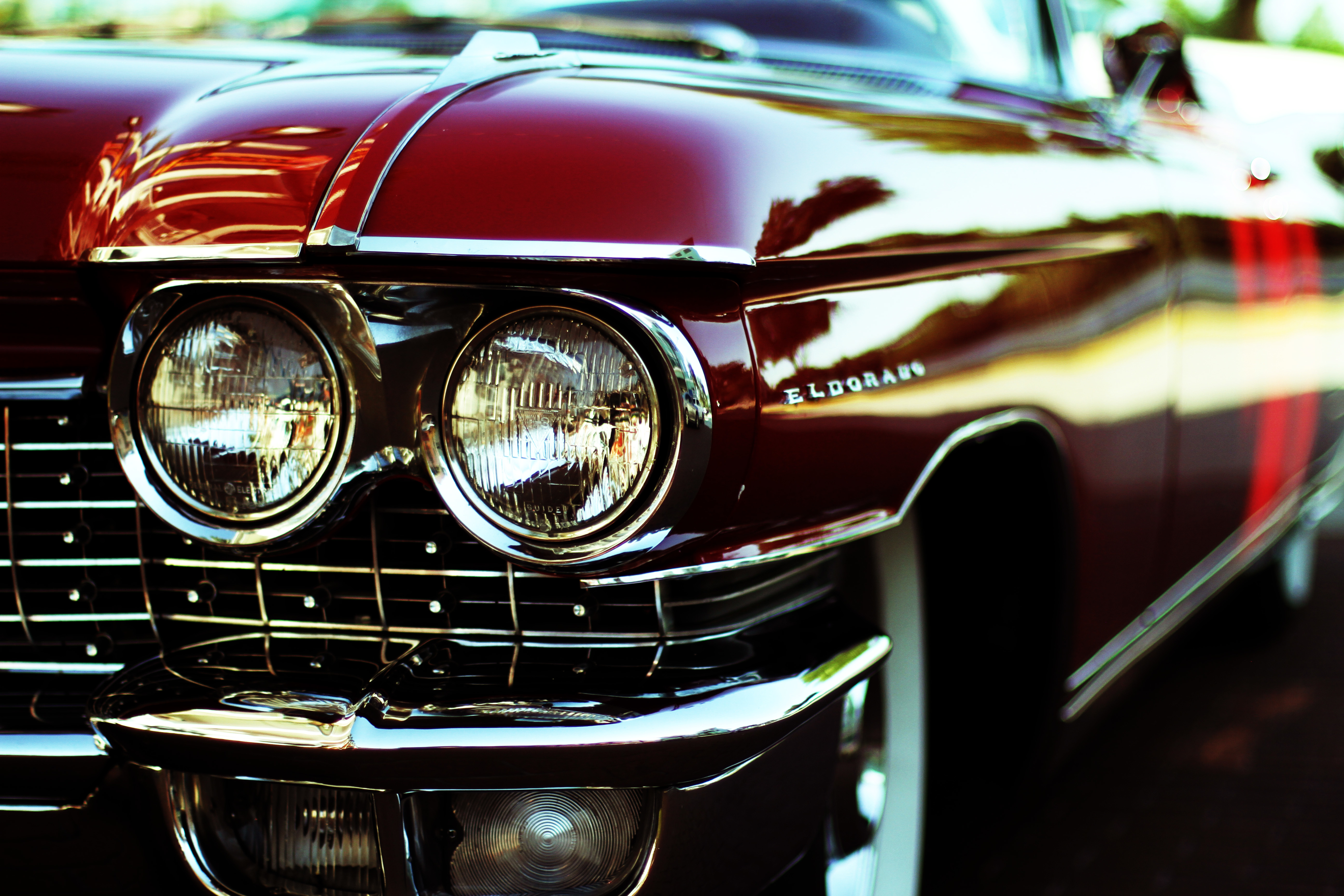 143762 Screensavers and Wallpapers Retro for phone. Download Cars, Cadillac, Eldorado, Retro pictures for free