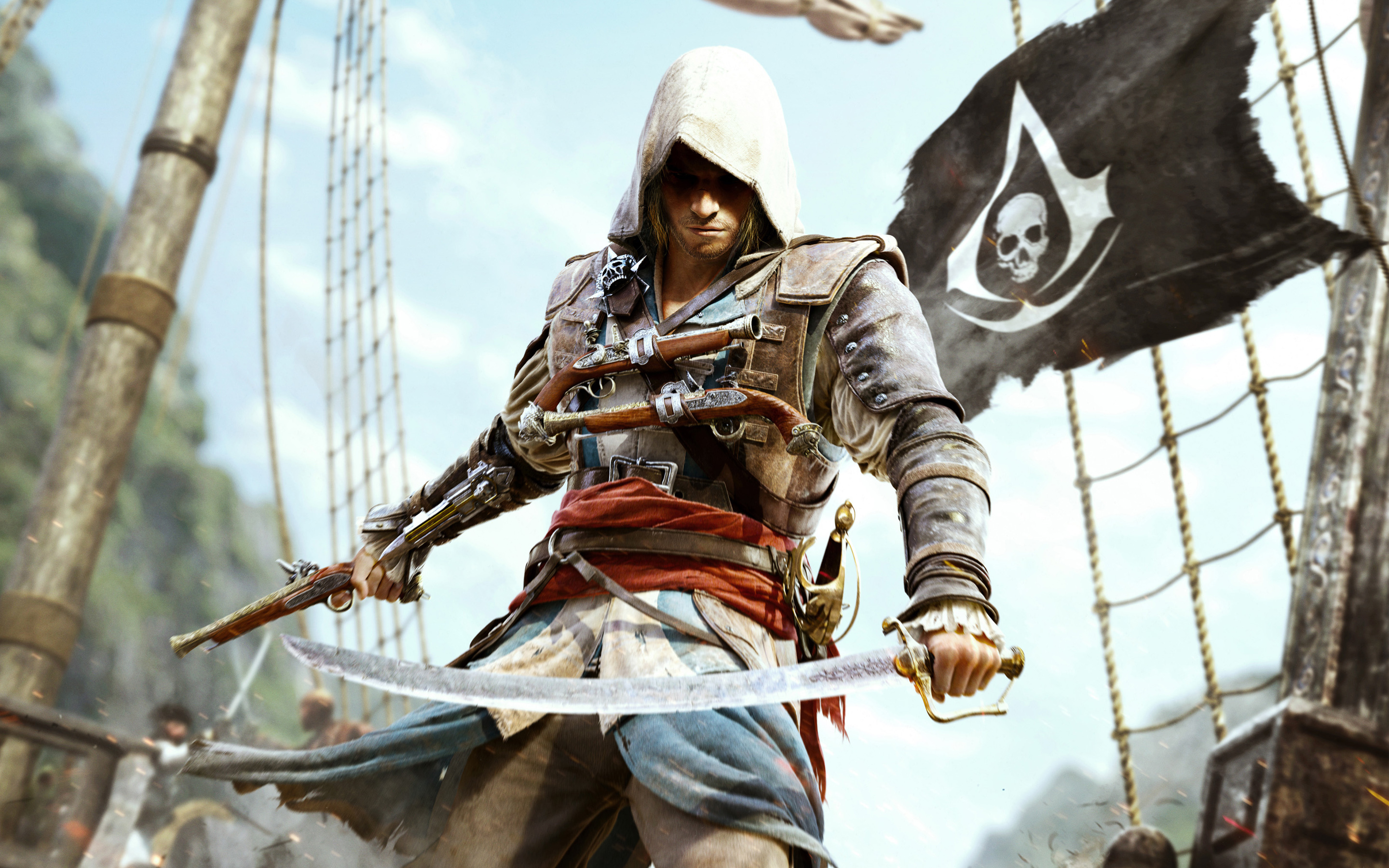 20223 download wallpaper Assassin's Creed, Games screensavers and pictures for free