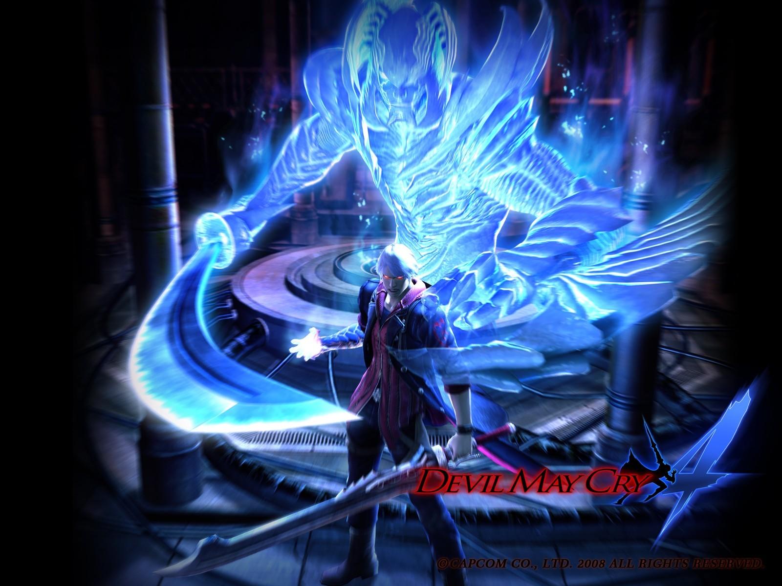 10965 baixar papel de parede Jogos, Fantasia, Devil May Cry - protetores de tela e imagens gratuitamente
