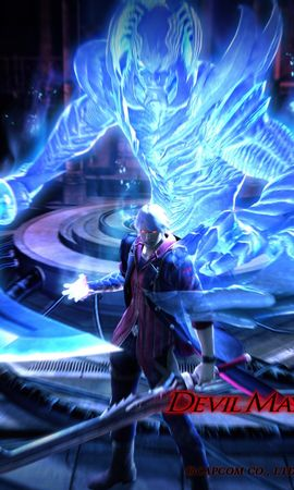 10965 download wallpaper Games, Fantasy, Devil May Cry screensavers and pictures for free