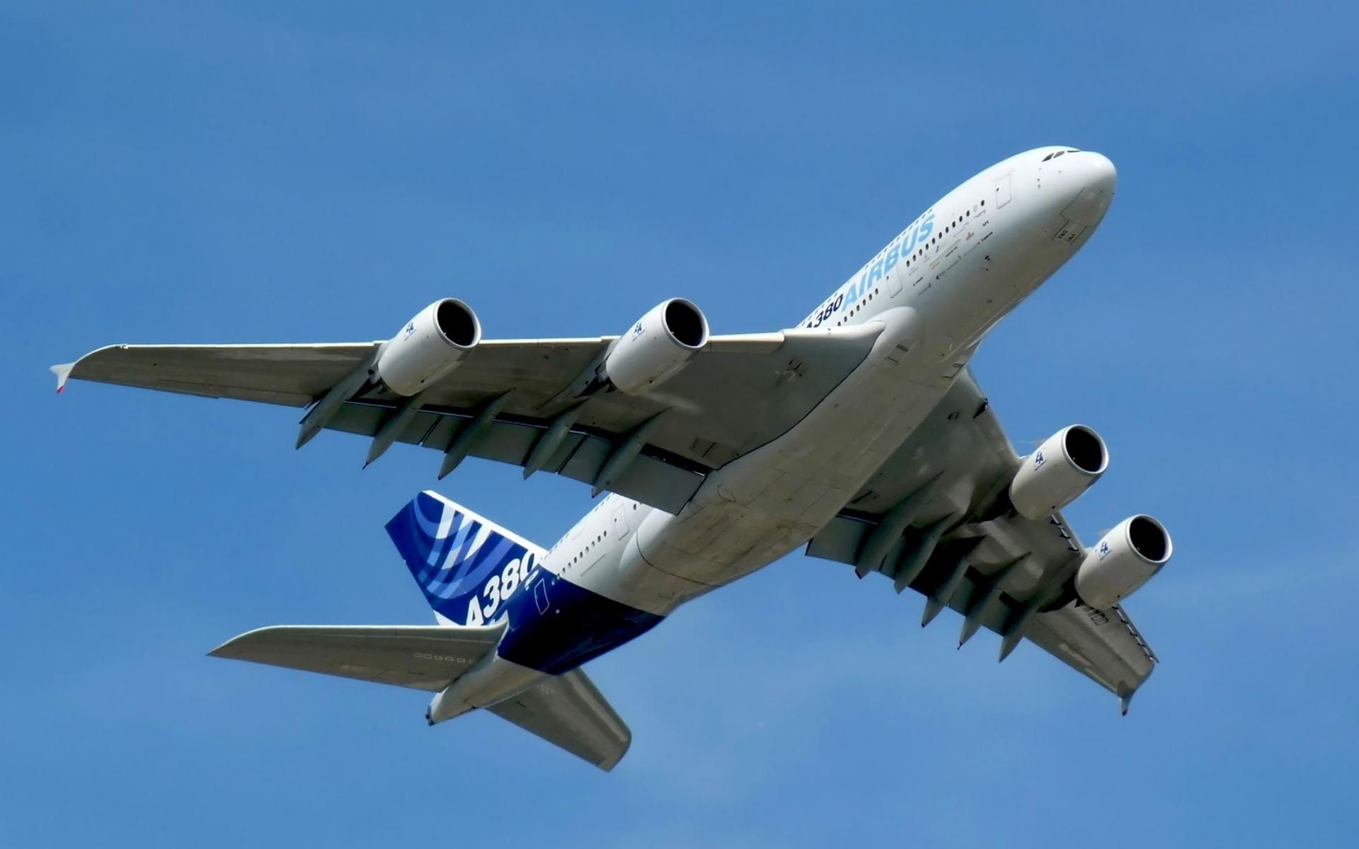 43144 Hintergrundbild herunterladen Flugzeuge, Transport - Bildschirmschoner und Bilder kostenlos