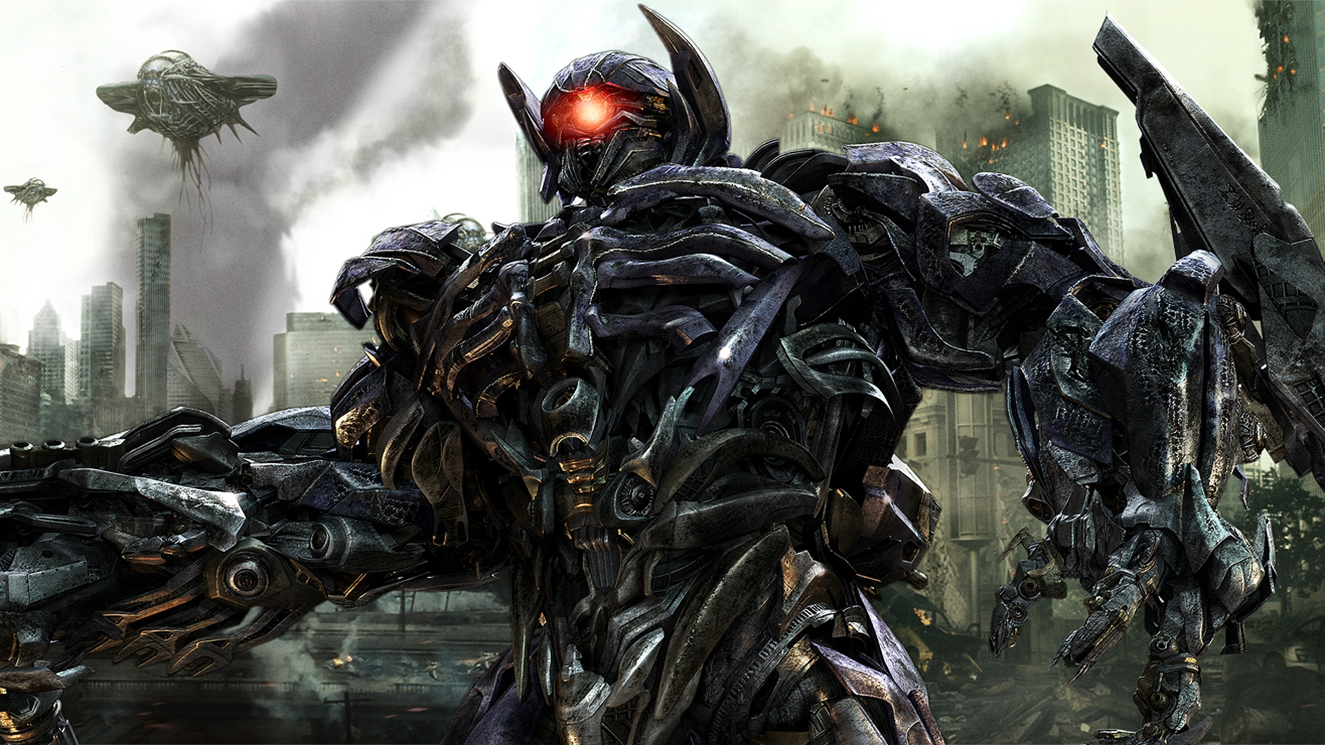 32612 download wallpaper Cinema, Transformers screensavers and pictures for free