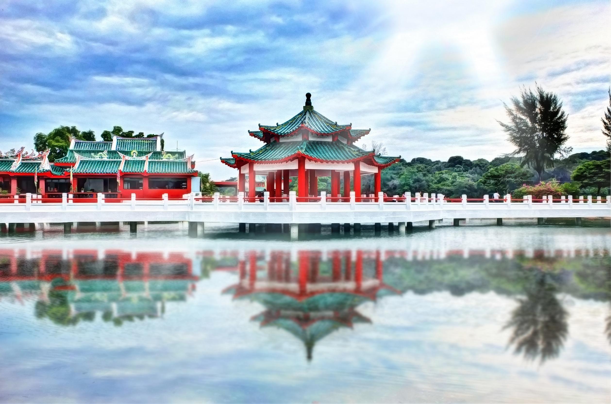 84066 Заставки и Обои Азия на телефон. Скачать Пагода, Азия, Города, Храм картинки бесплатно