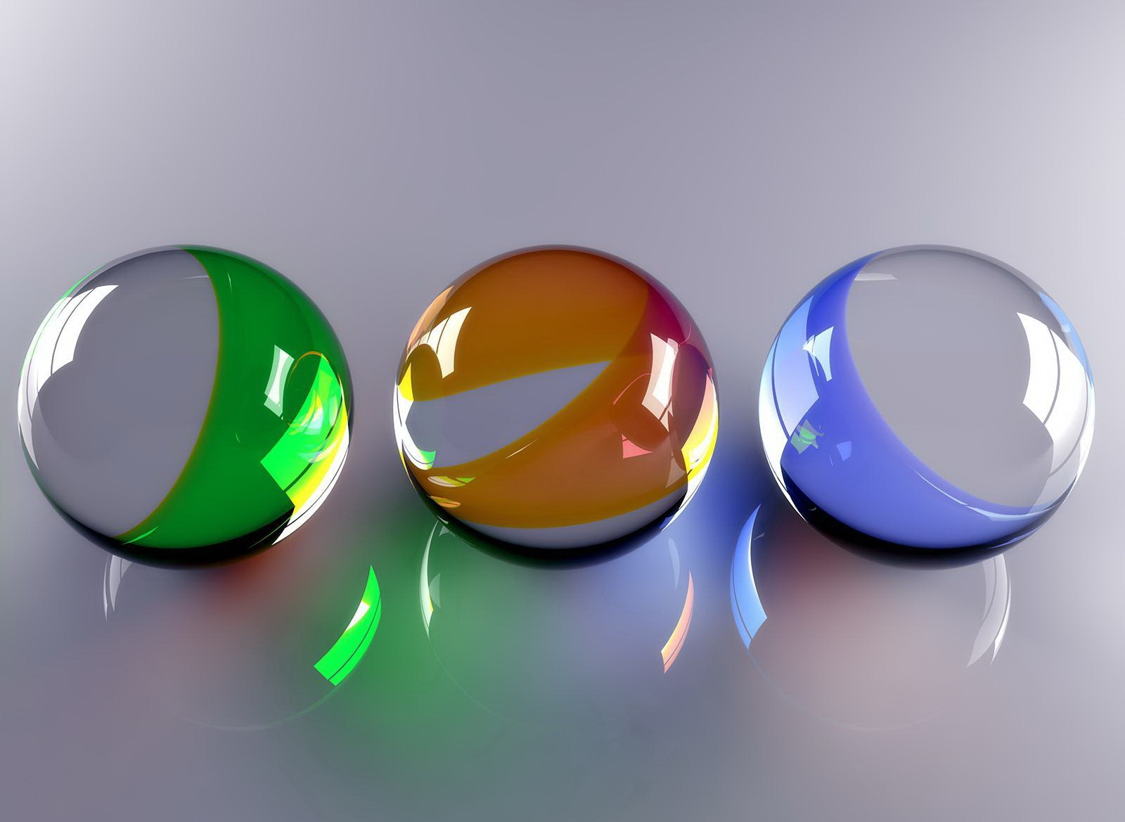 130046 Screensavers and Wallpapers 3D for phone. Download 3D, Balls, Glass, Multicolored, Motley, Bright, Surface pictures for free