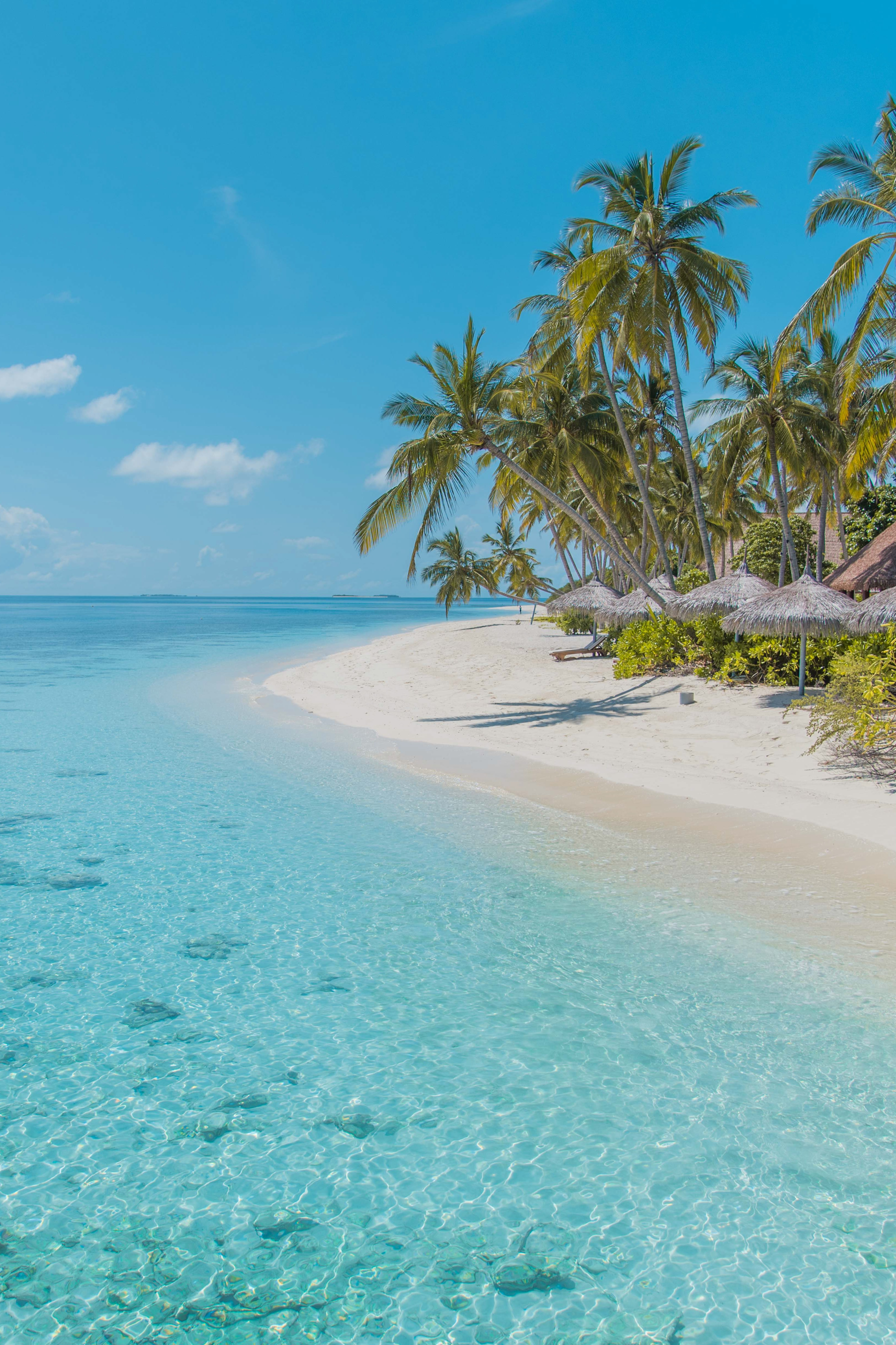 Популярные картинки Пляж в HD качестве
