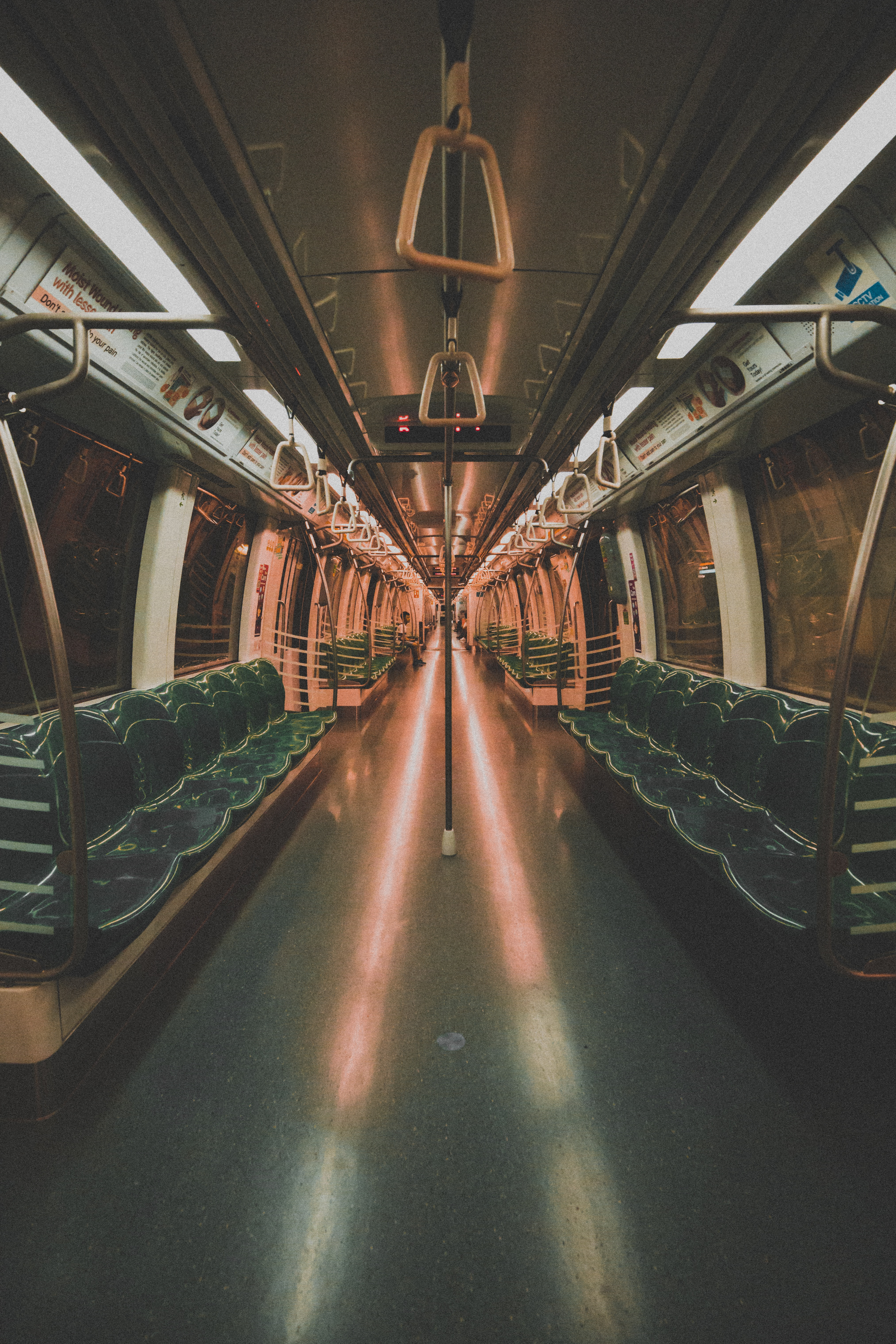 103098 Screensavers and Wallpapers Metro for phone. Download Interior, Seat, Miscellanea, Miscellaneous, Car, Metro, Subway, Passage, Seats, Railway Carriage pictures for free