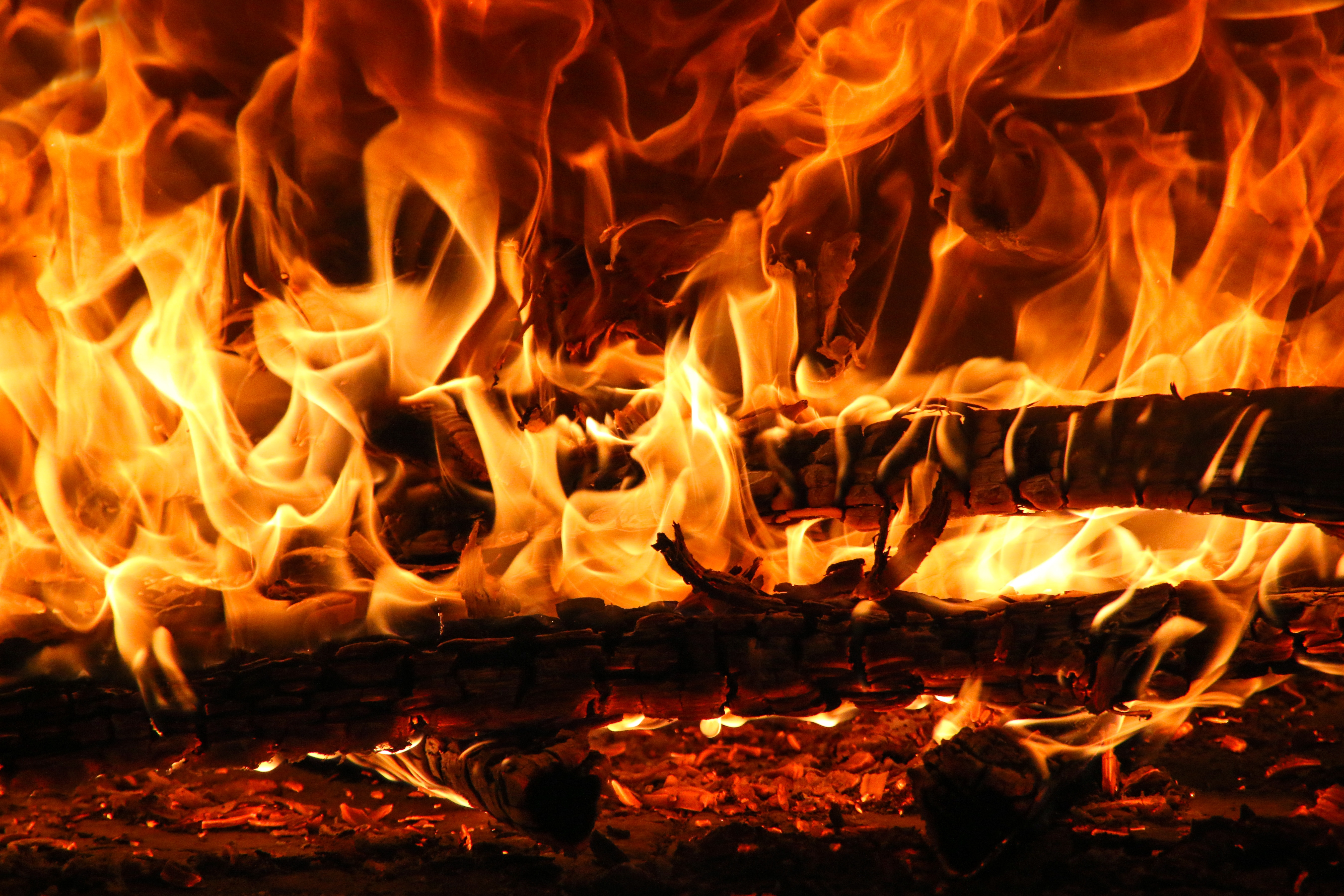 103237 Screensavers and Wallpapers Bonfire for phone. Download Fire, Bonfire, Coals, Dark, Flame, Miscellanea, Miscellaneous, Ash pictures for free