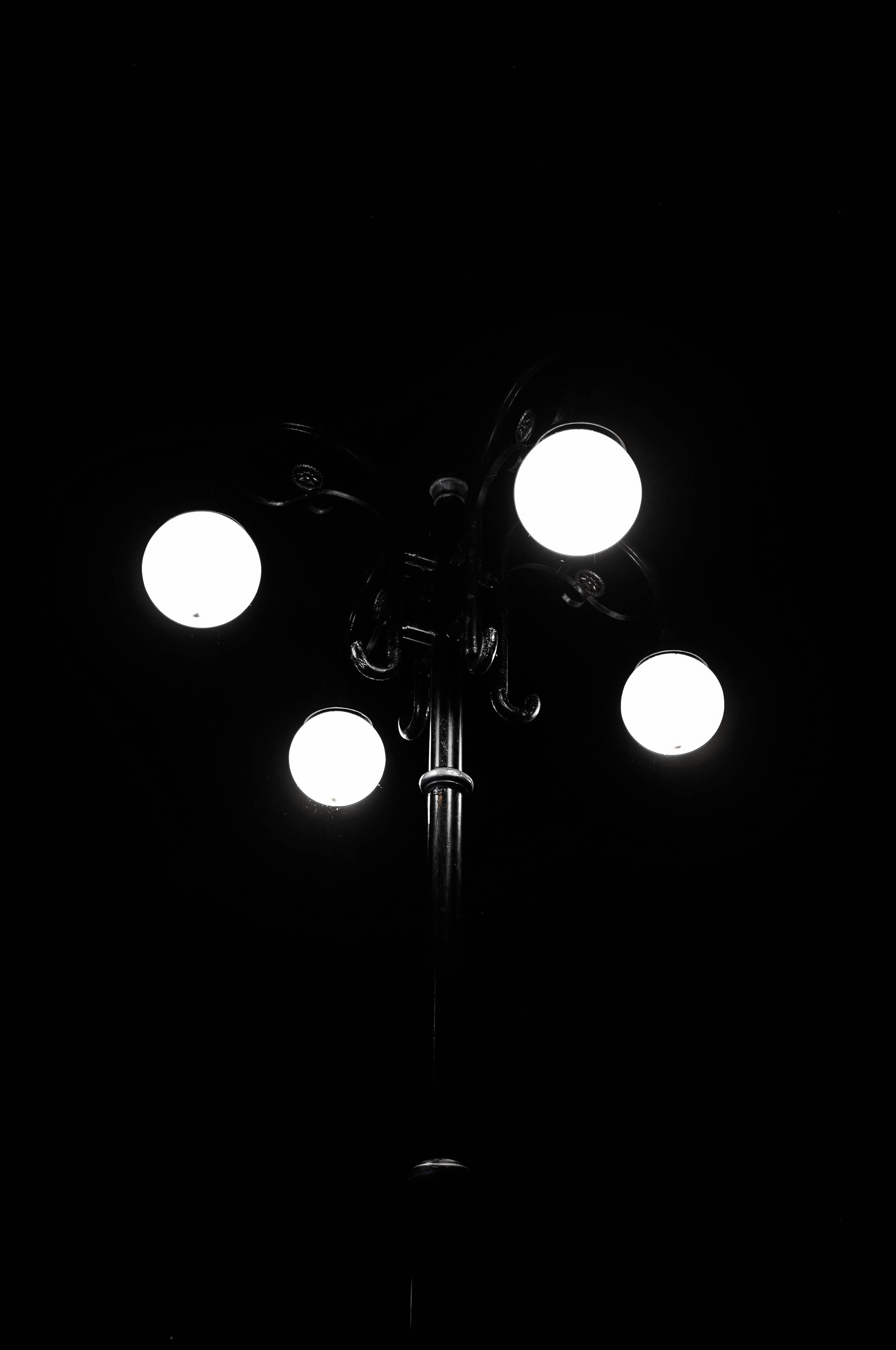 118059 Screensavers and Wallpapers Lamp for phone. Download Night, Dark, Lamp, Lantern, Glow, Lamppost, Lantern Table pictures for free