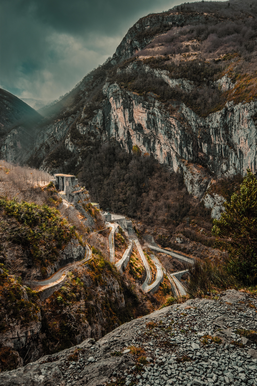 155319壁紙のダウンロード自然, 道路, 道, トップス, 頂点, フランス, 山脈, 風景-スクリーンセーバーと写真を無料で