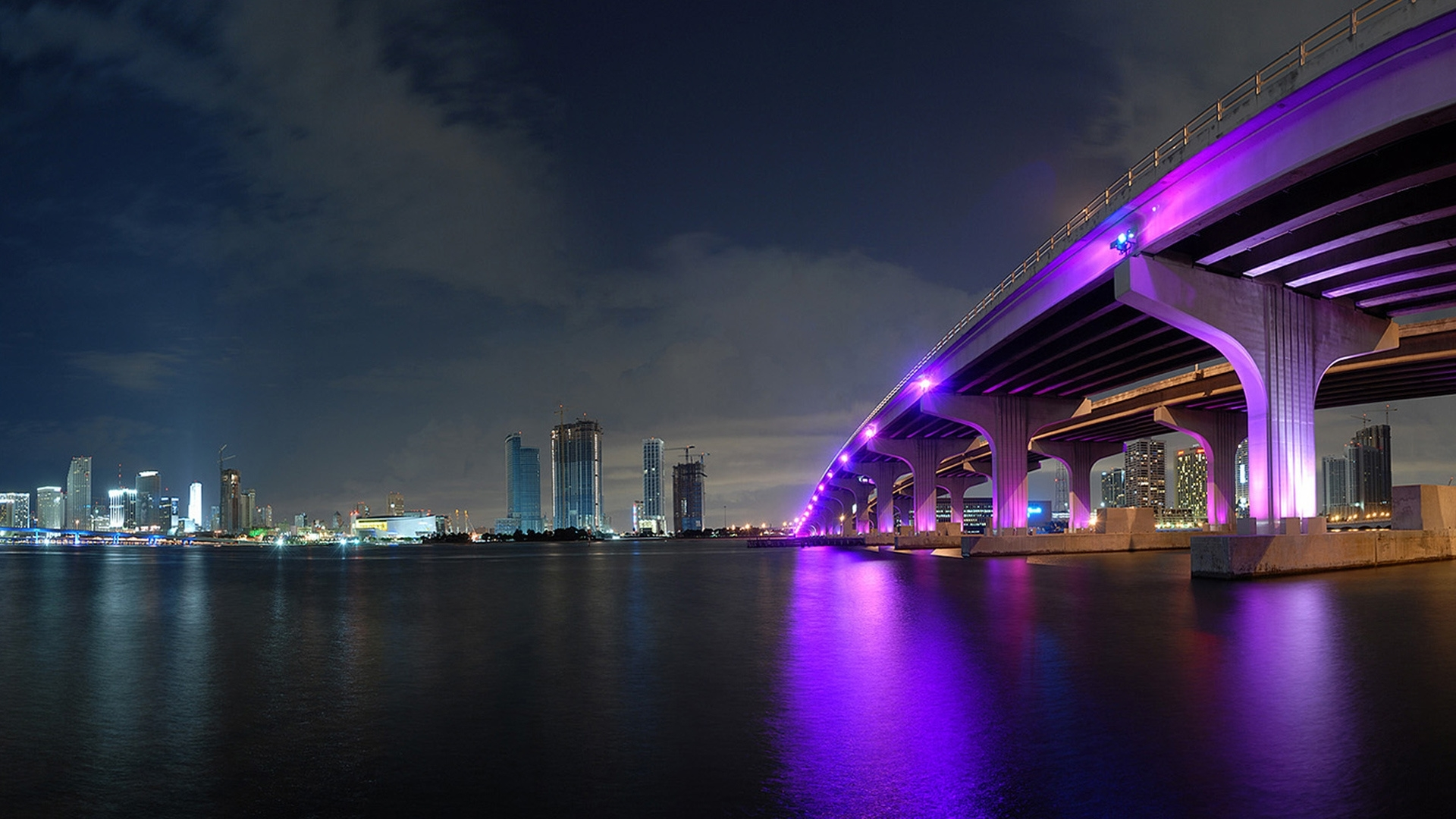 50244 download wallpaper Landscape, Cities, Rivers, Bridges screensavers and pictures for free