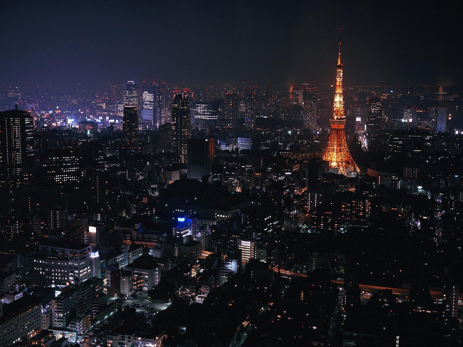 13435 скачать обои Города, Ночь, Архитектура, Эйфелева Башня - заставки и картинки бесплатно