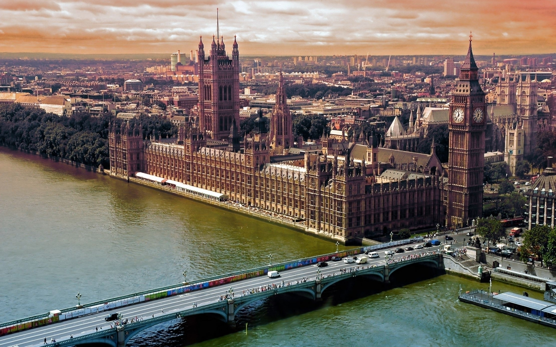 31528 download wallpaper Landscape, Architecture, London, Big Ben screensavers and pictures for free