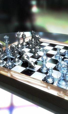 5972 скачать обои Шахматы, Объекты - заставки и картинки бесплатно