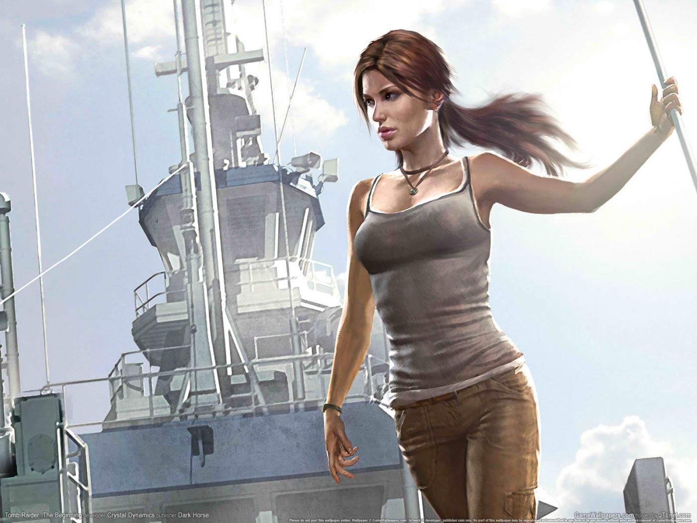 27063 baixar papel de parede Lara Croft: Tomb Raider, Jogos - protetores de tela e imagens gratuitamente