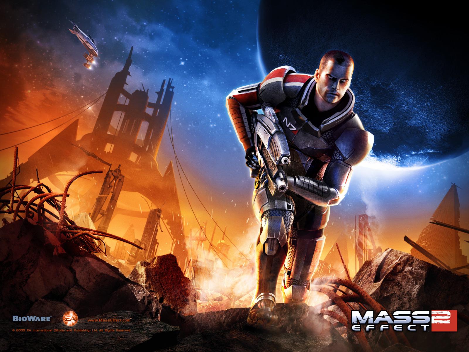 15167 télécharger le fond d'écran Jeux, Personnes, Hommes, Mass Effect - économiseurs d'écran et images gratuitement