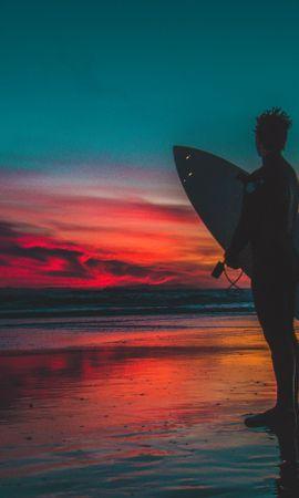 150775 Protetores de tela e papéis de parede Esportes em seu telefone. Baixe Esportes, Surfista, Surf, Costa, Banco, Pôr Do Sol, Crepúsculo fotos gratuitamente