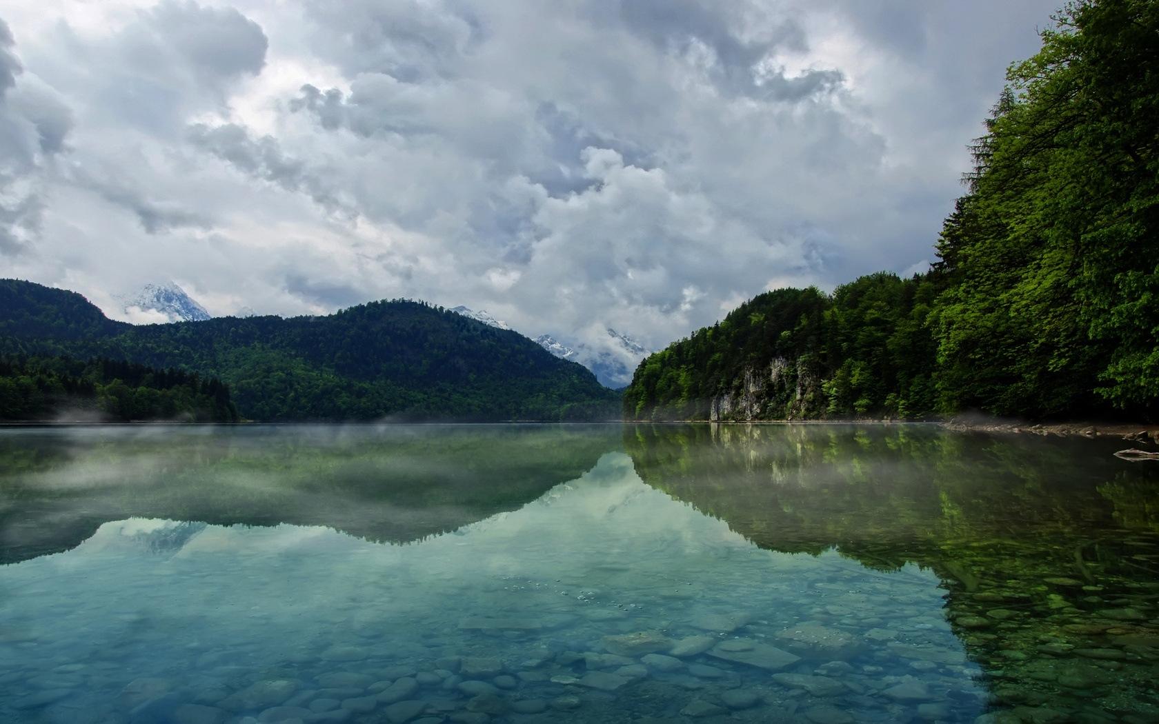 46987 Заставки и Обои Озера на телефон. Скачать Озера, Пейзаж, Природа картинки бесплатно