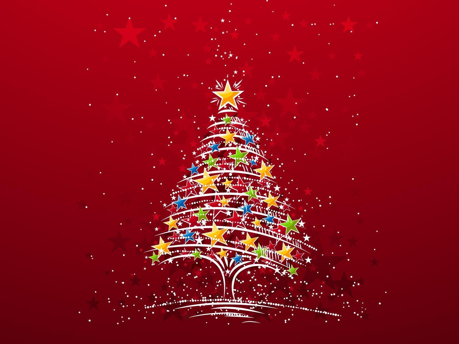2247 скачать обои Праздники, Новый Год (New Year), Елки, Рождество (Christmas, Xmas), Рисунки - заставки и картинки бесплатно