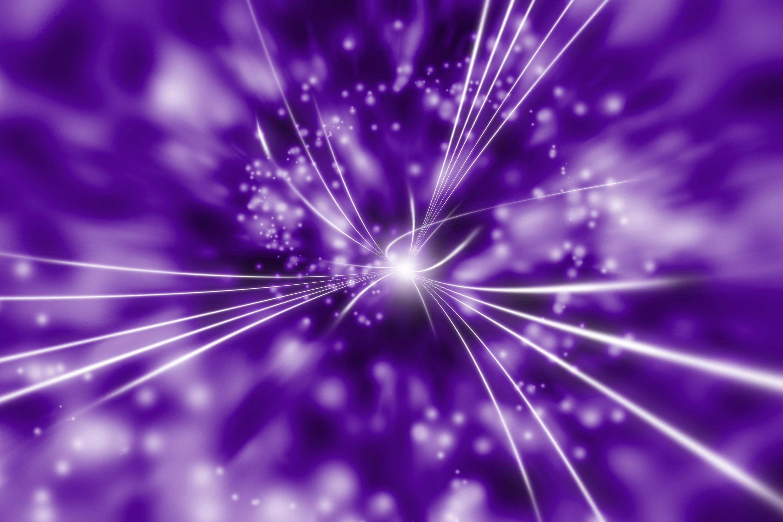 54395壁紙のダウンロード抽象, ビーム, 光線, 輝き, 輝く, 紫の, 紫-スクリーンセーバーと写真を無料で