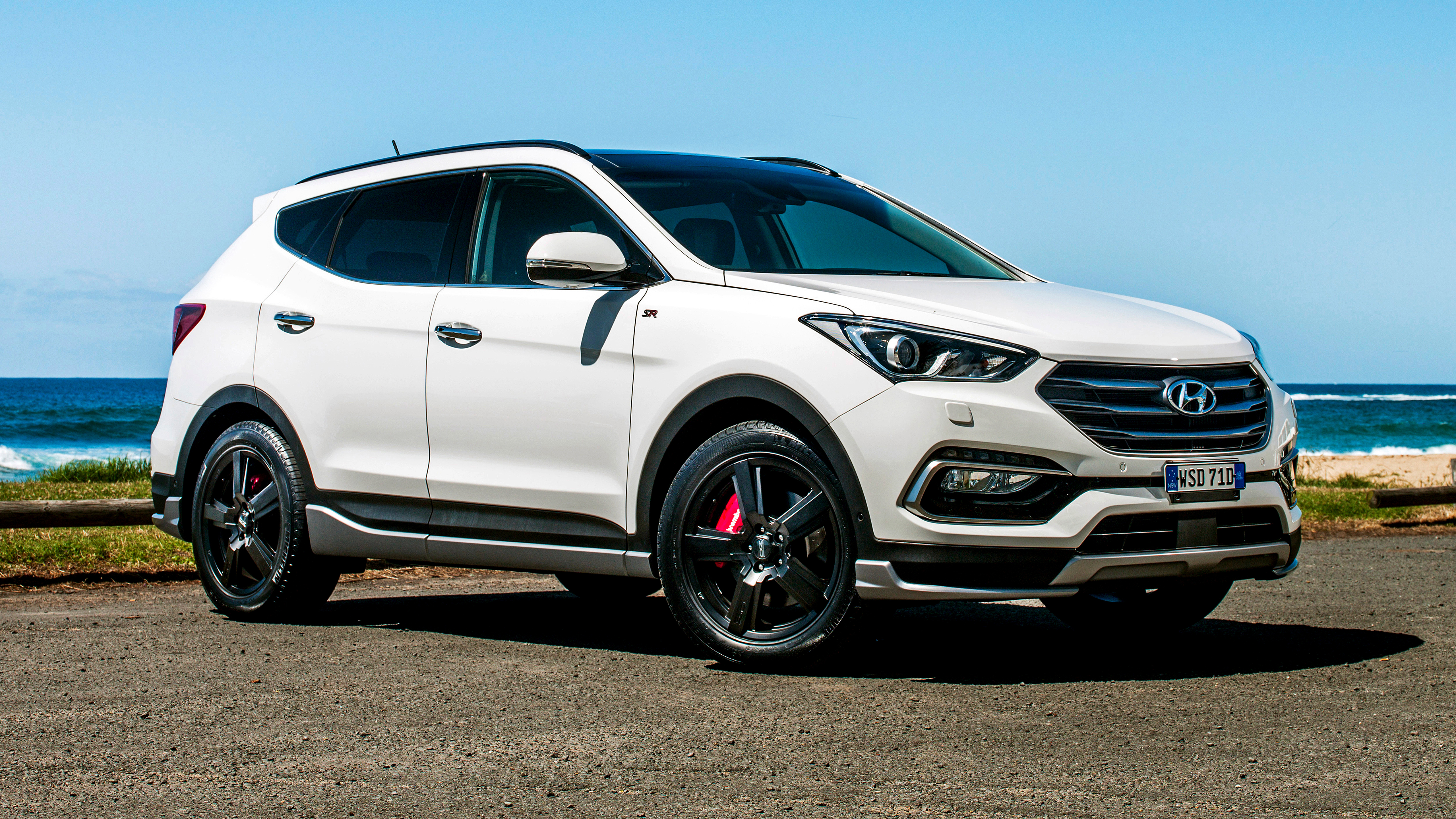 62212 download wallpaper Hyundai, Cars, Crossover, Santa Fe screensavers and pictures for free