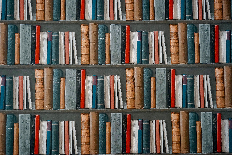 116678 скачать обои Книги, Полка, Граффити, Арт - заставки и картинки бесплатно