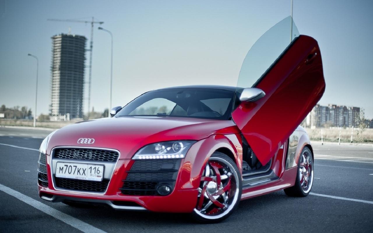 41811 télécharger le fond d'écran Transports, Voitures, Audi - économiseurs d'écran et images gratuitement