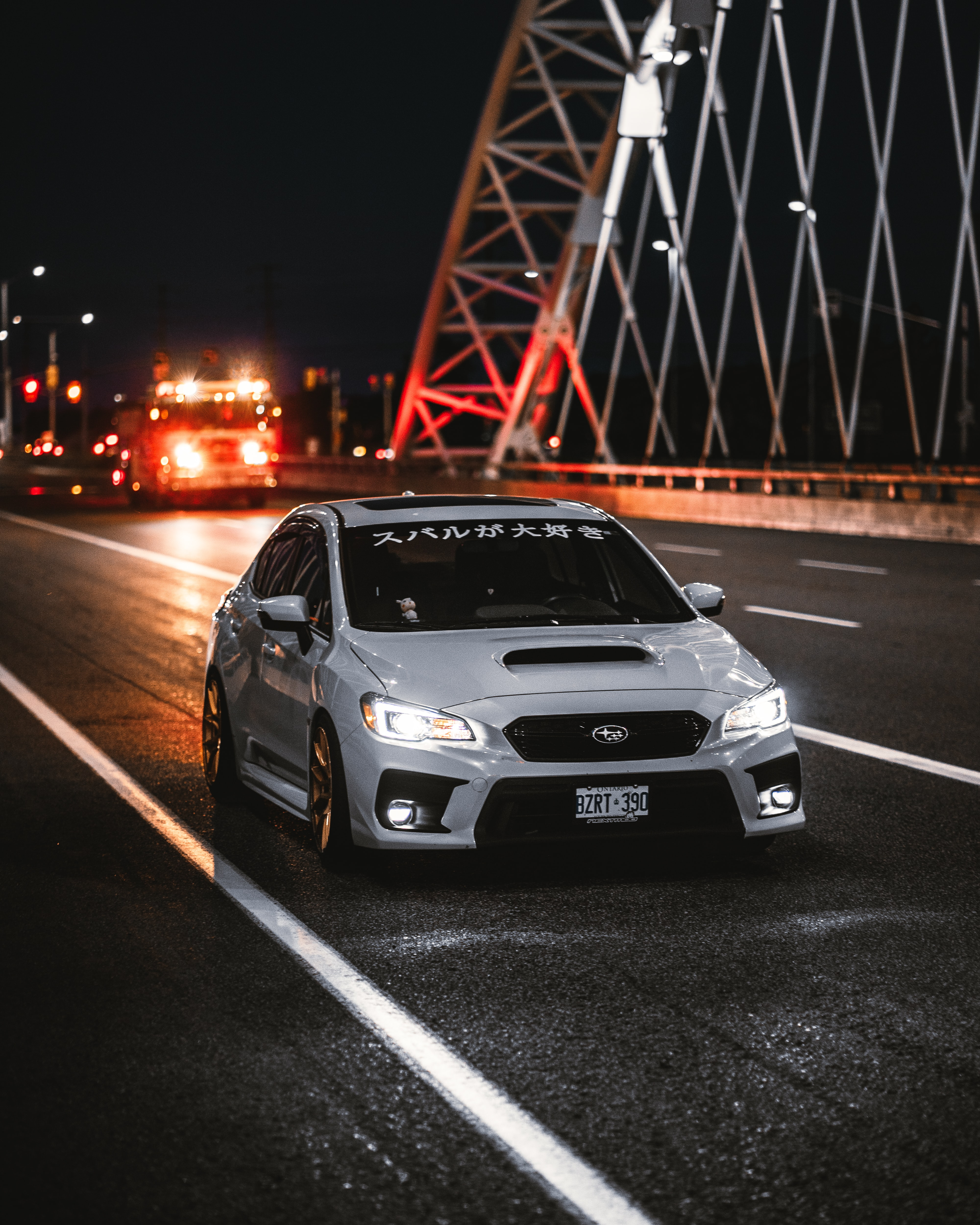 104914 Screensavers and Wallpapers Subaru for phone. Download Sports, Hieroglyph, Subaru, Cars, Road, Car, Front View, Sports Car, Subaru Wrx pictures for free