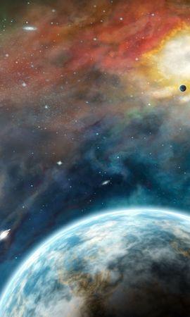5346 télécharger le fond d'écran Paysage, Planètes, Univers - économiseurs d'écran et images gratuitement