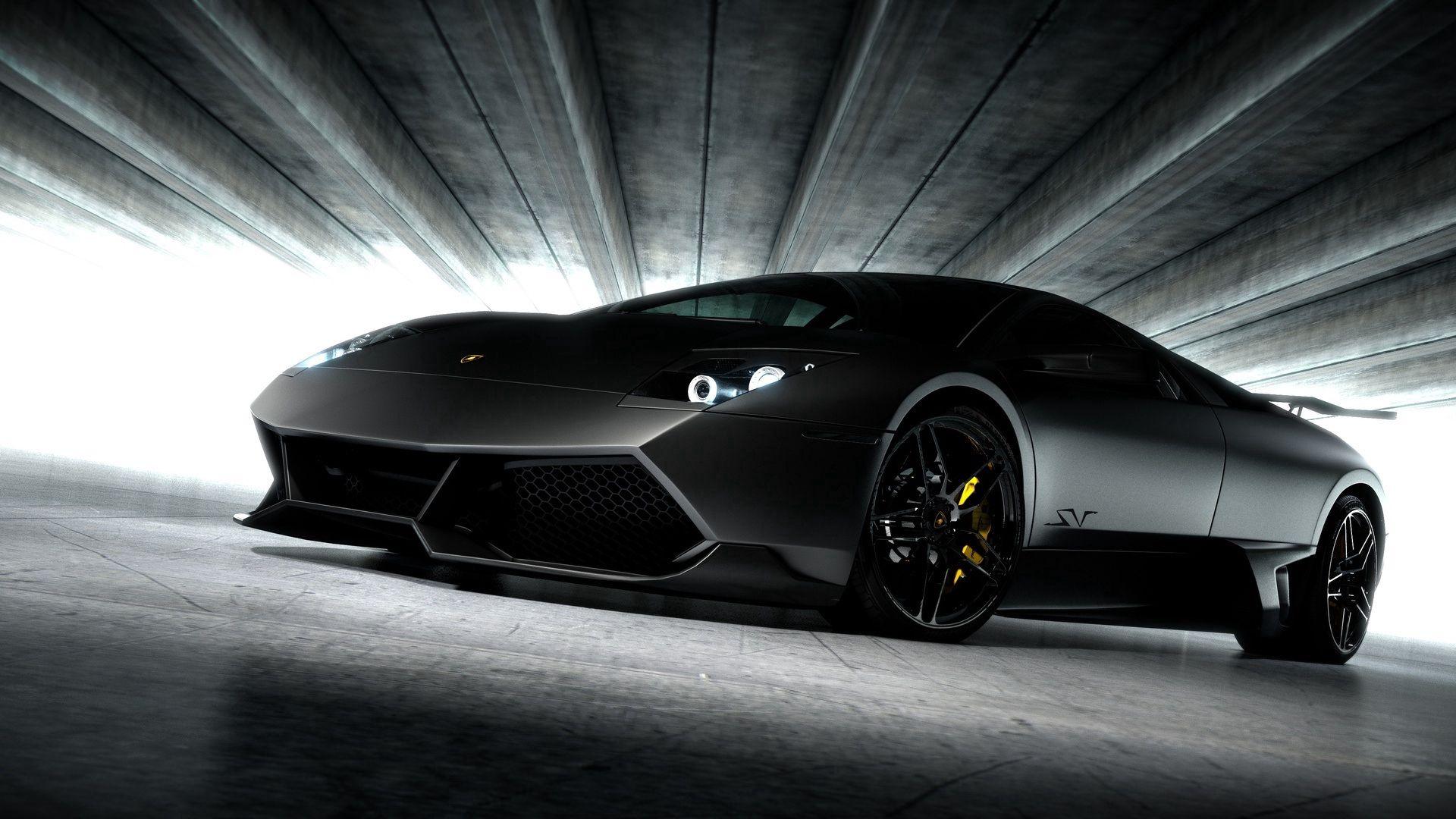 55525 скачать обои Стиль, Темный, Ламборджини (Lamborghini), Тачки (Cars), Концепт, Murcielago - заставки и картинки бесплатно