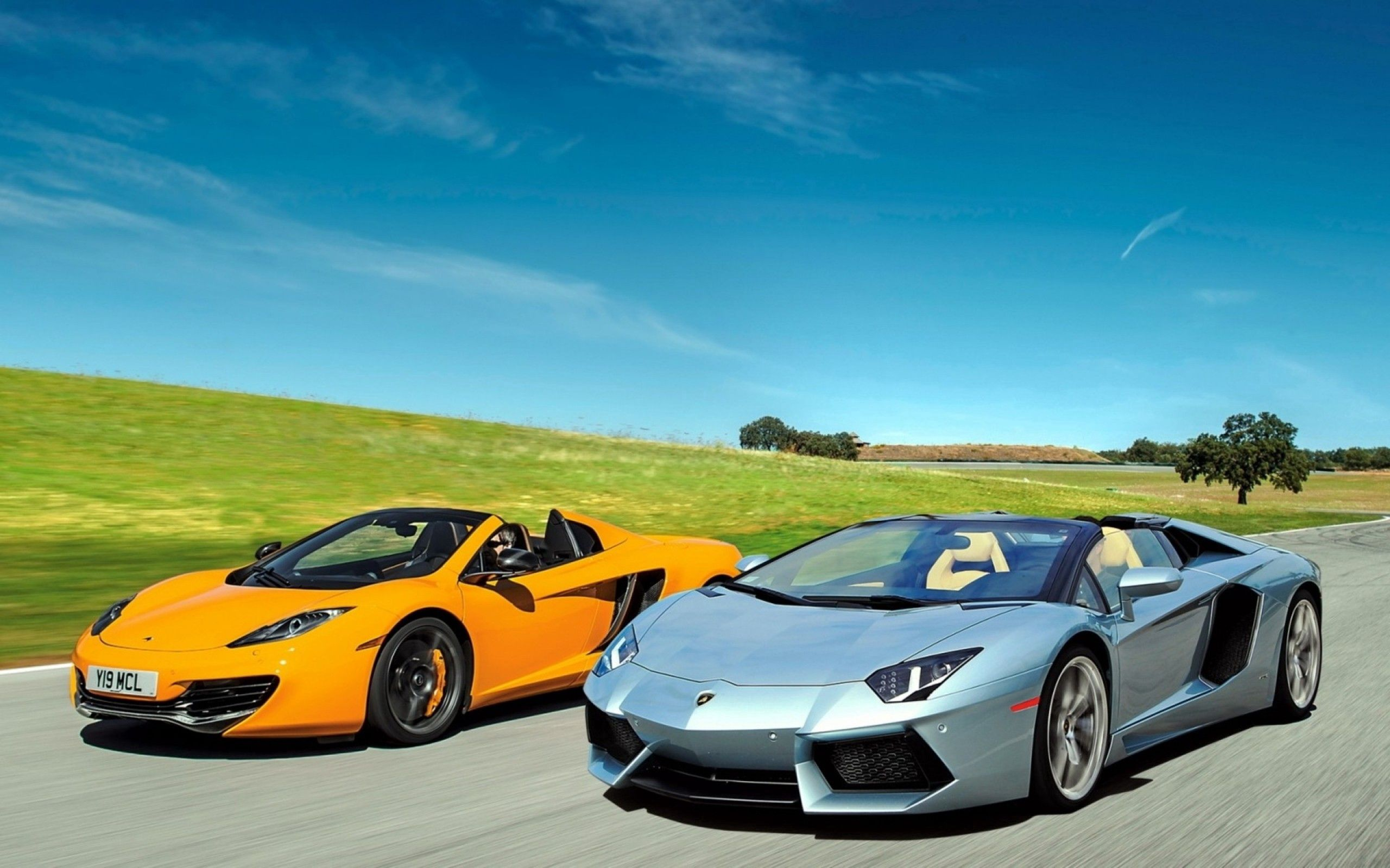 71332 download wallpaper Lamborghini, Mclaren, Cars, Mp4-12C Spider, Jootix screensavers and pictures for free