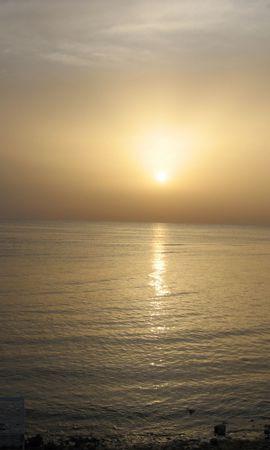 1626 descargar fondo de pantalla Paisaje, Agua, Puesta Del Sol, Cielo, Mar, Sol: protectores de pantalla e imágenes gratis