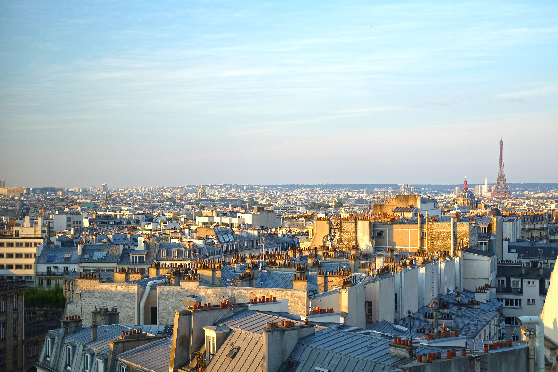 98483 télécharger le fond d'écran Paris, Panorama, Villes, Tour Eiffel - économiseurs d'écran et images gratuitement