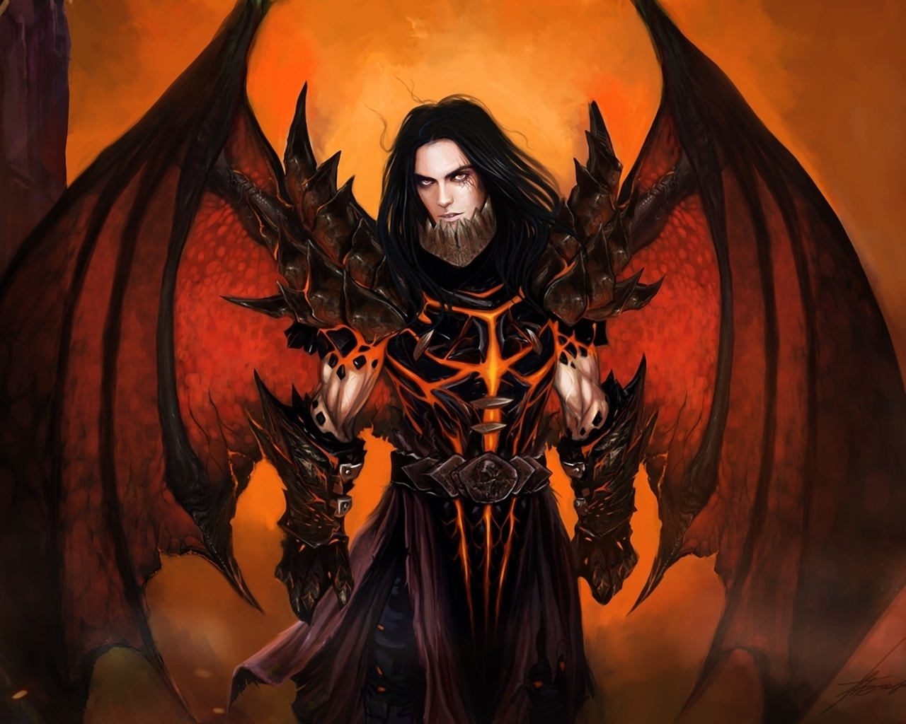 22184 Screensavers and Wallpapers Demons for phone. Download Fantasy, Men, Demons pictures for free
