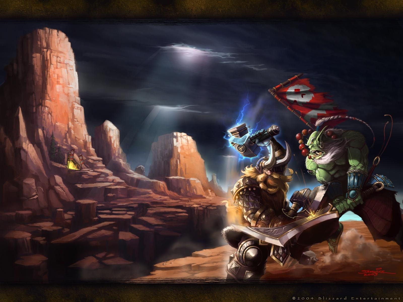 5842 descargar fondo de pantalla Juegos, Imágenes, Warcraft: protectores de pantalla e imágenes gratis