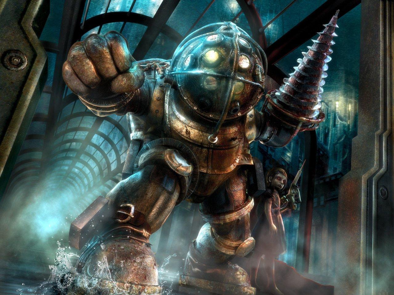 13617 Salvapantallas y fondos de pantalla Juegos en tu teléfono. Descarga imágenes de Juegos, Bioshock gratis