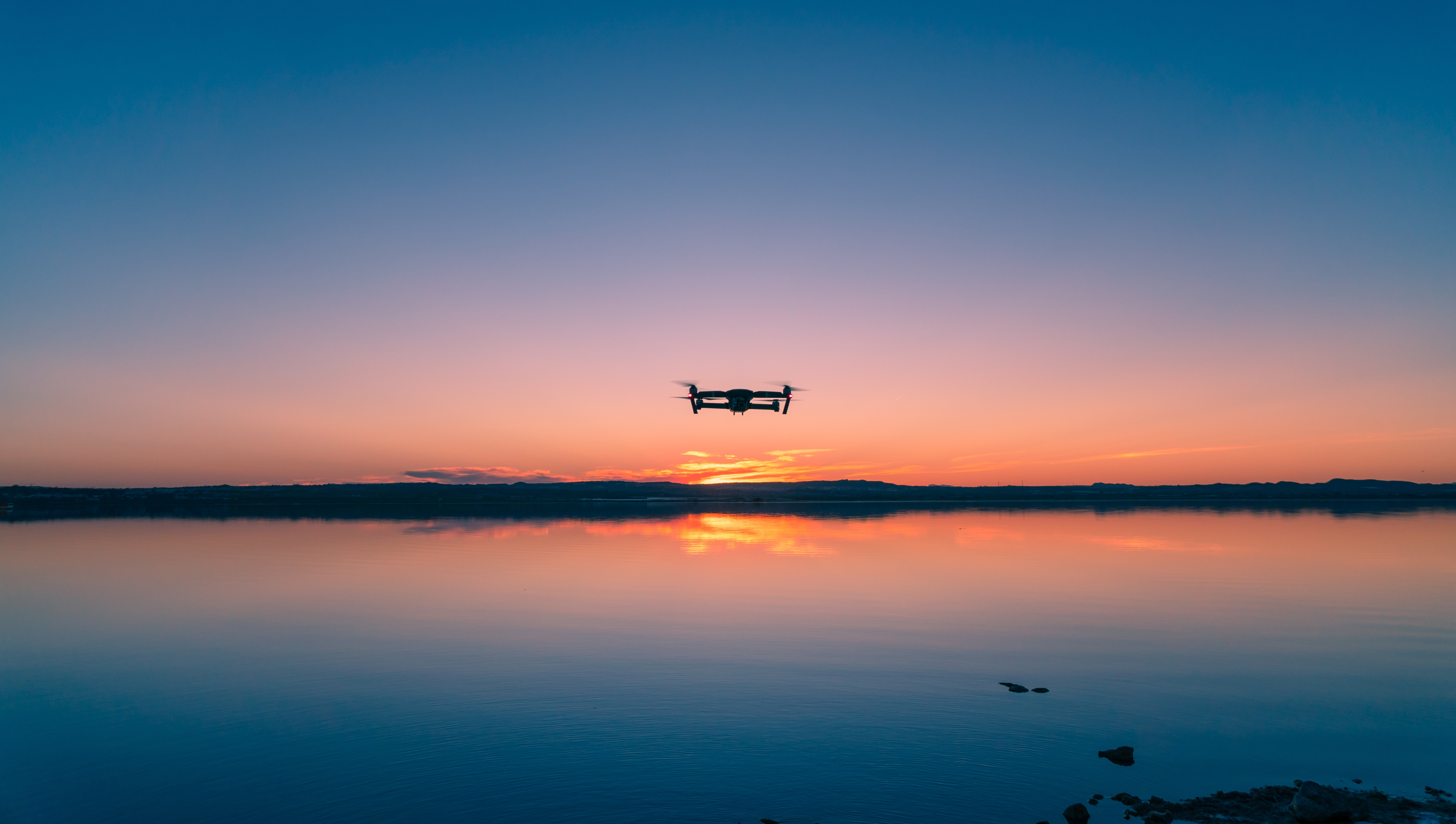 150913 Screensavers and Wallpapers Quadcopter for phone. Download Sky, Horizon, Miscellanea, Miscellaneous, Quadcopter pictures for free