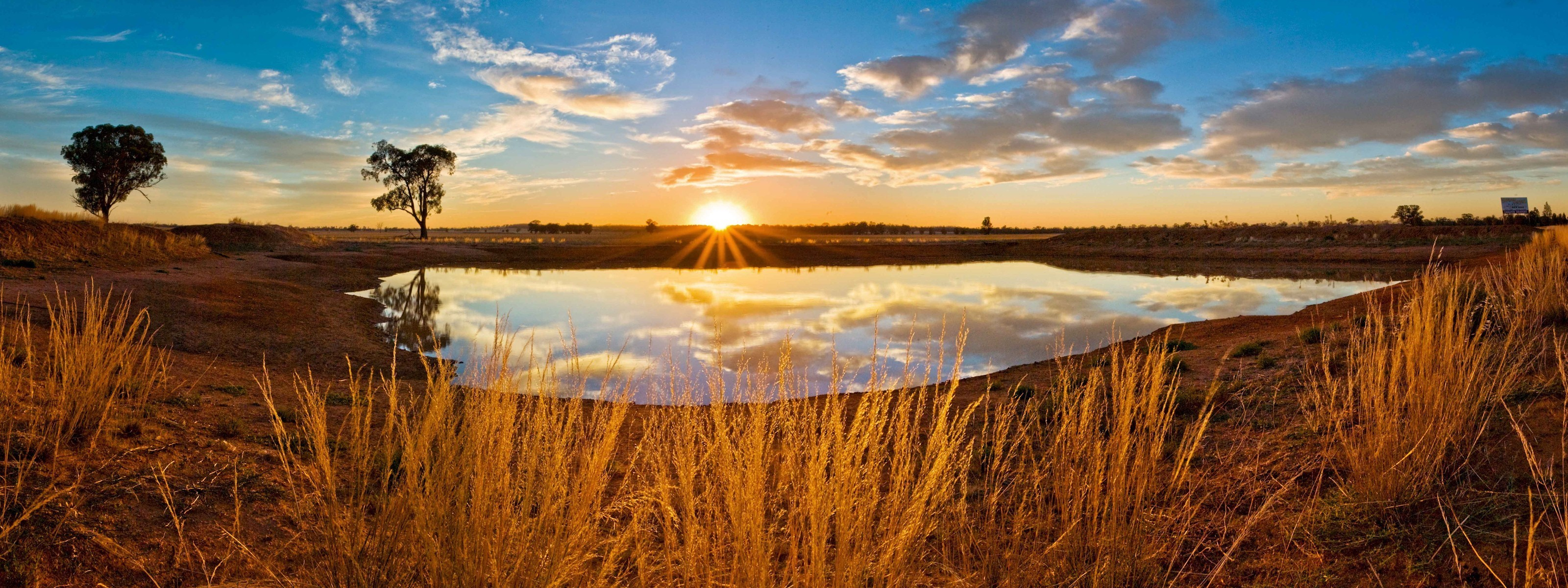46975 download wallpaper Landscape, Nature, Sunset, Lakes screensavers and pictures for free
