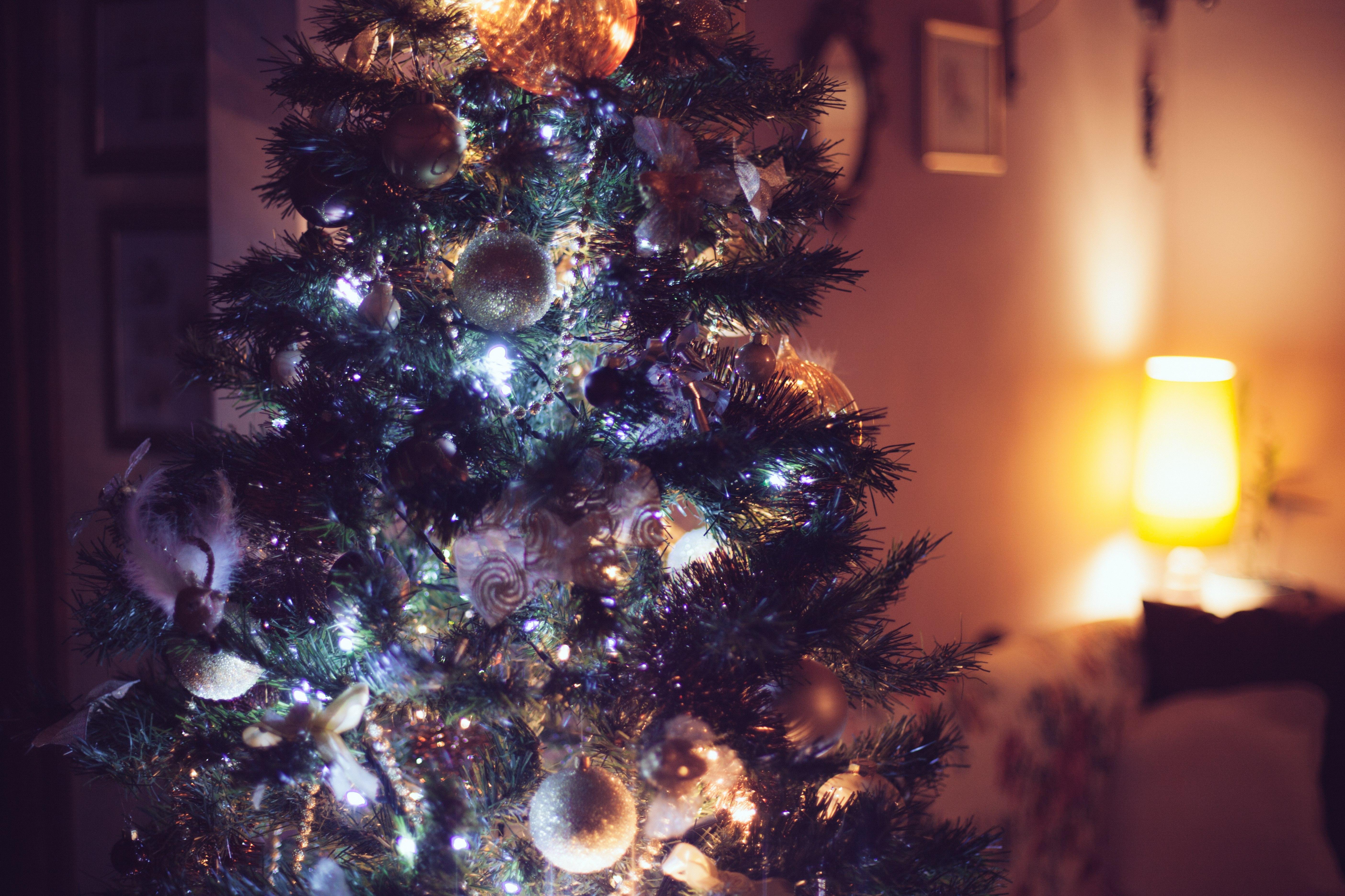106488 Salvapantallas y fondos de pantalla Año Nuevo en tu teléfono. Descarga imágenes de Vacaciones, Árbol De Navidad, Decoraciones, Navidad, Año Nuevo gratis