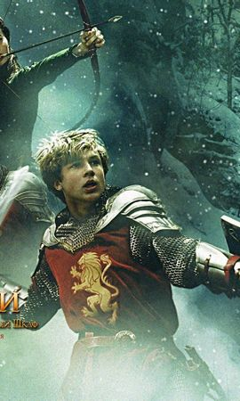 12979 download wallpaper Cinema, People, Children, Chronicles Of Narnia screensavers and pictures for free