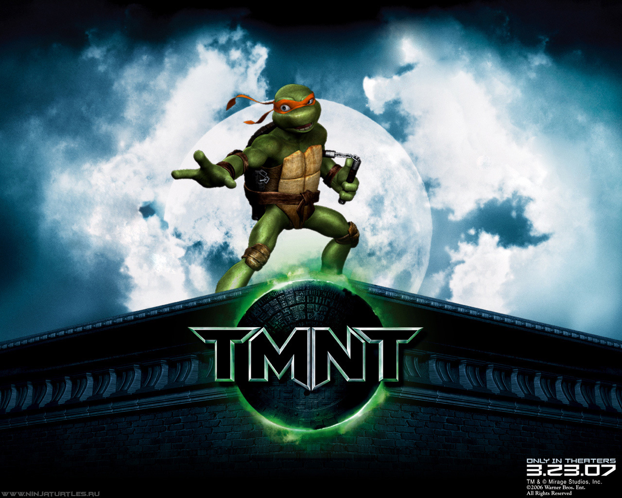 12115 download wallpaper Cartoon, Tmnt screensavers and pictures for free