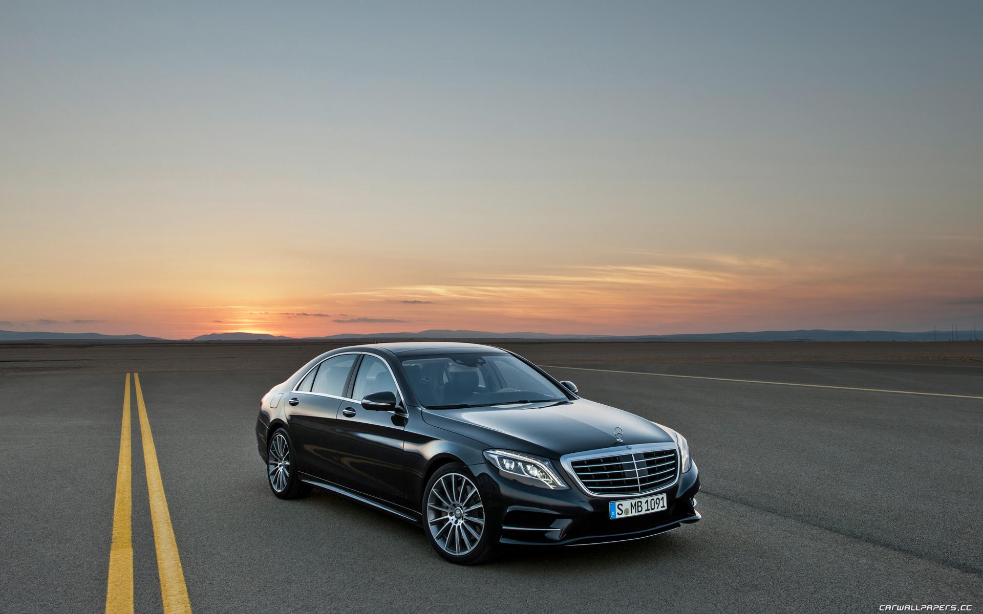 20687 Hintergrundbild herunterladen Auto, Mercedes, Transport - Bildschirmschoner und Bilder kostenlos