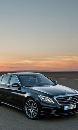 20687 télécharger le fond d'écran Transports, Voitures, Mercedes - économiseurs d'écran et images gratuitement