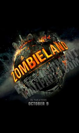 5309 download wallpaper Cinema, Zombieland screensavers and pictures for free