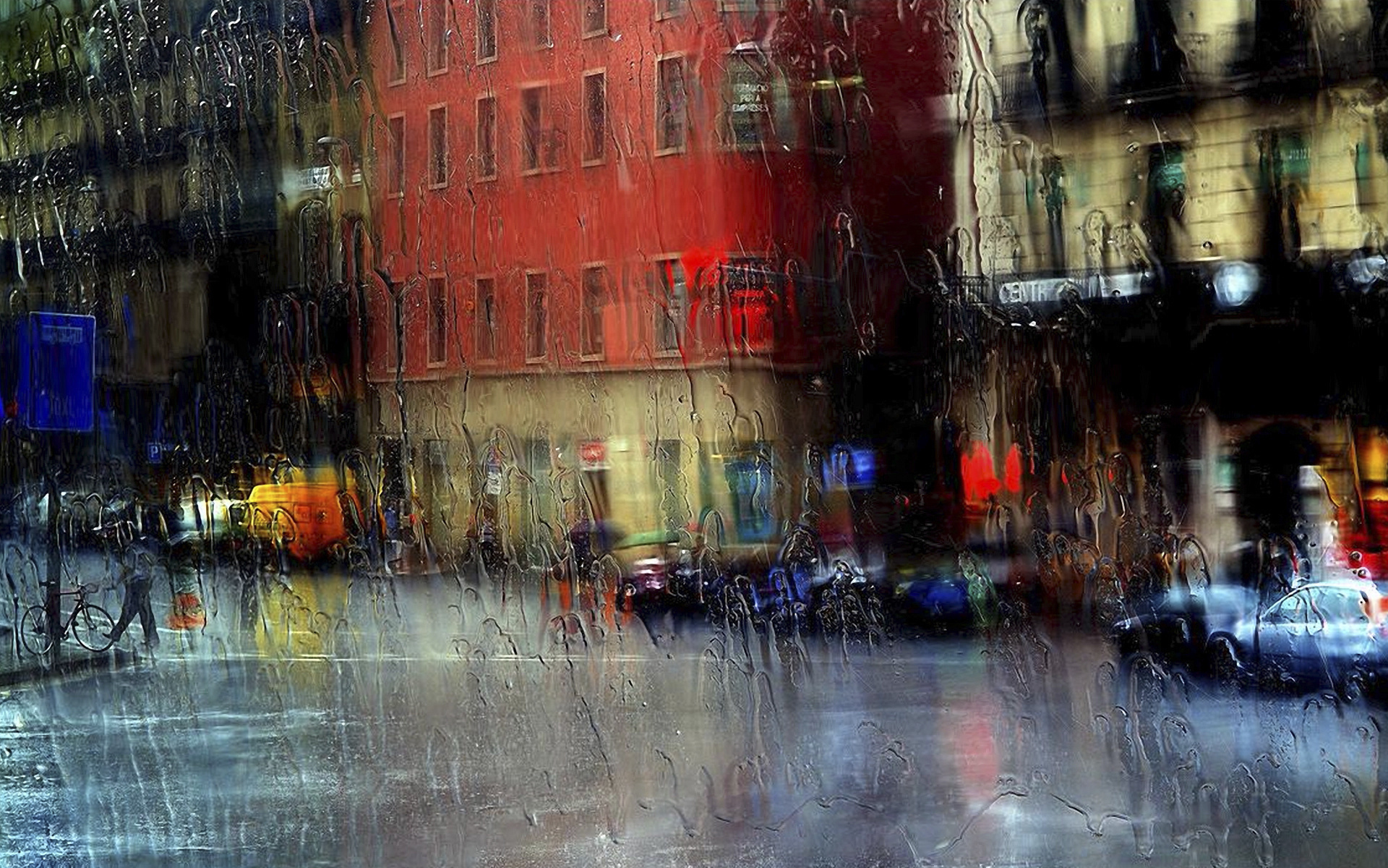 29397 download wallpaper Background, Rain, Drops screensavers and pictures for free