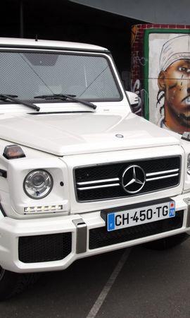 21138 télécharger le fond d'écran Transports, Voitures, Mercedes - économiseurs d'écran et images gratuitement
