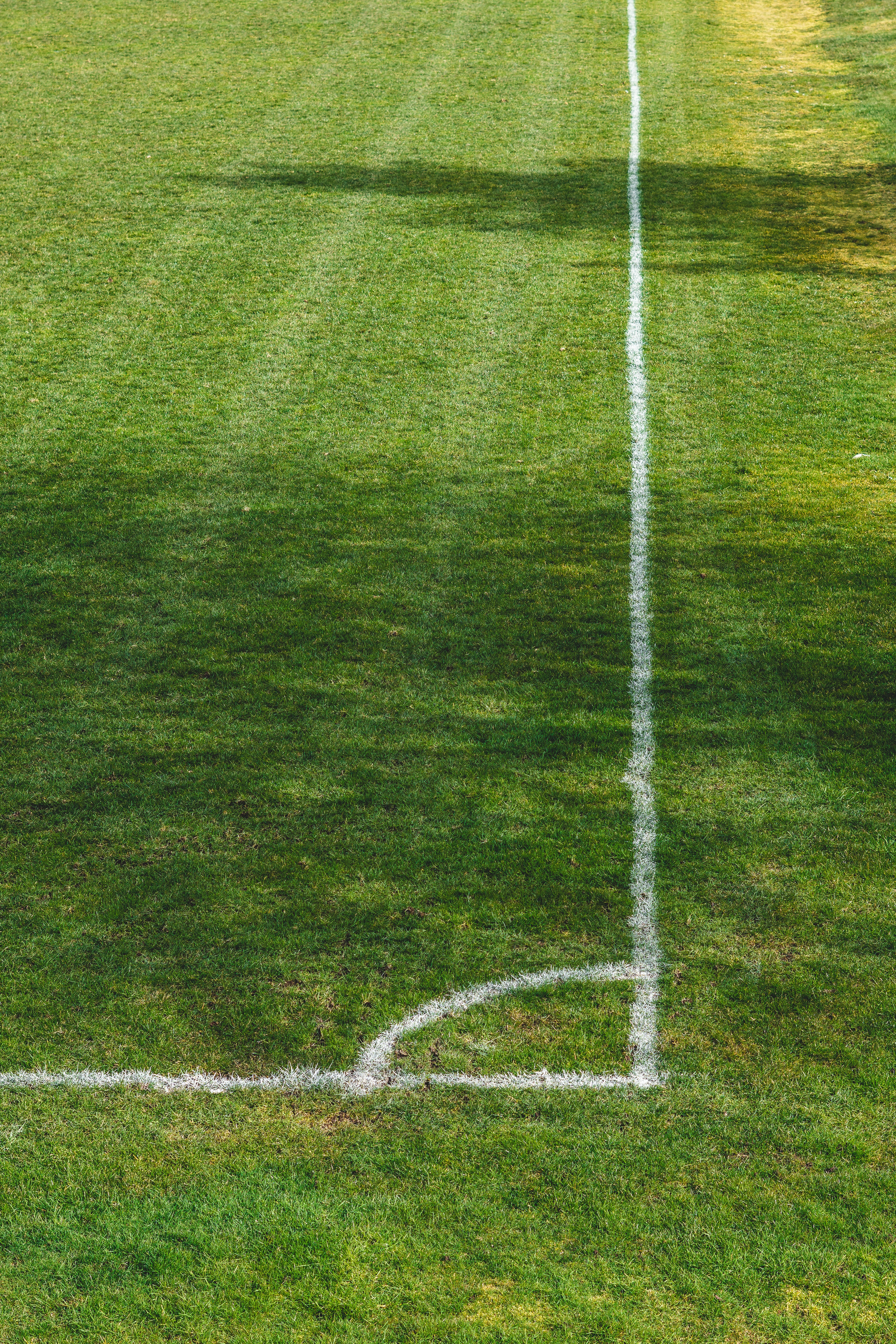 94531 download wallpaper Sports, Grass, Football, Markup, Stadium screensavers and pictures for free