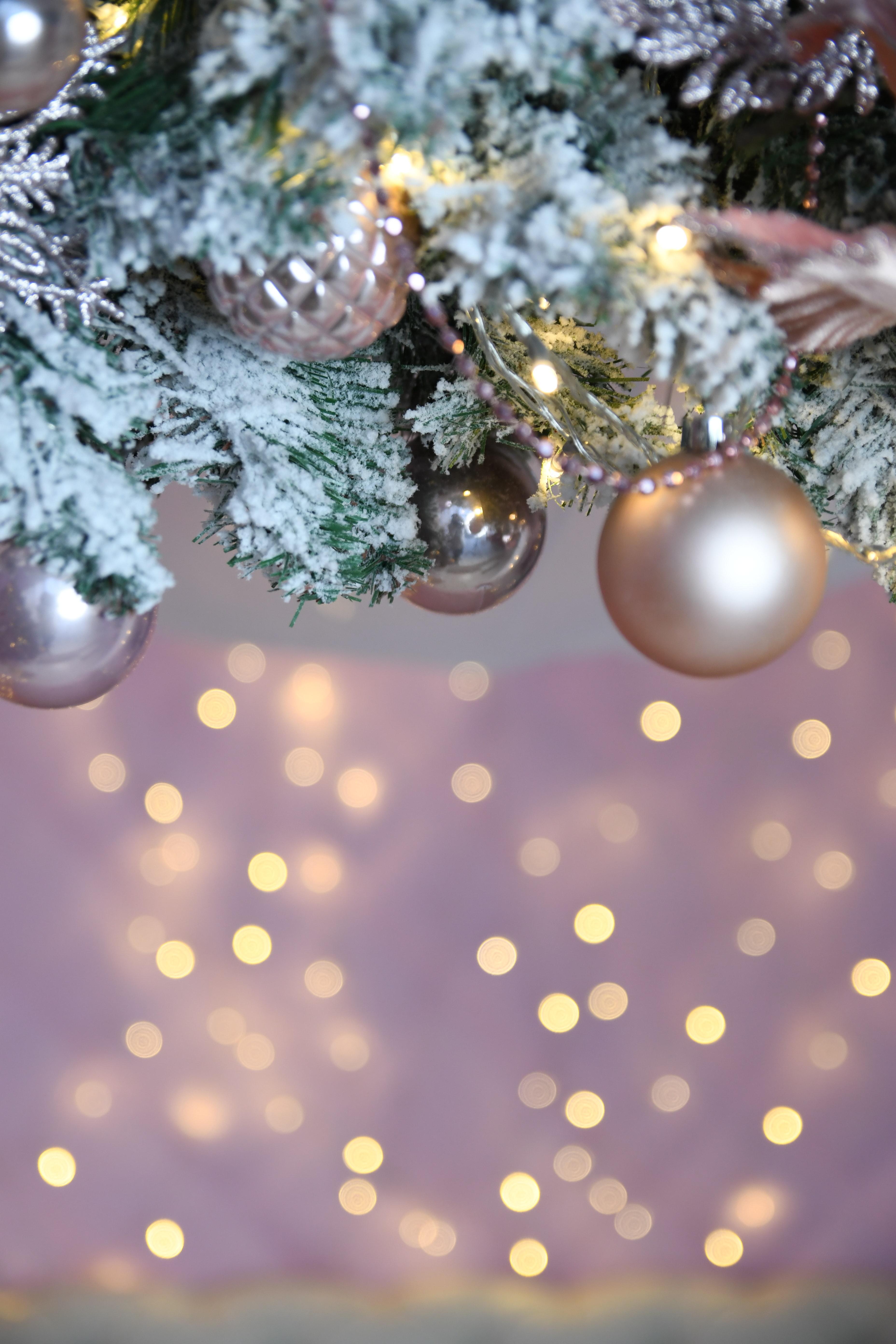 95361 Заставки и Обои Праздники на телефон. Скачать Праздники, Шары, Гирлянда, Снег, Елка, Новый Год, Рождество картинки бесплатно