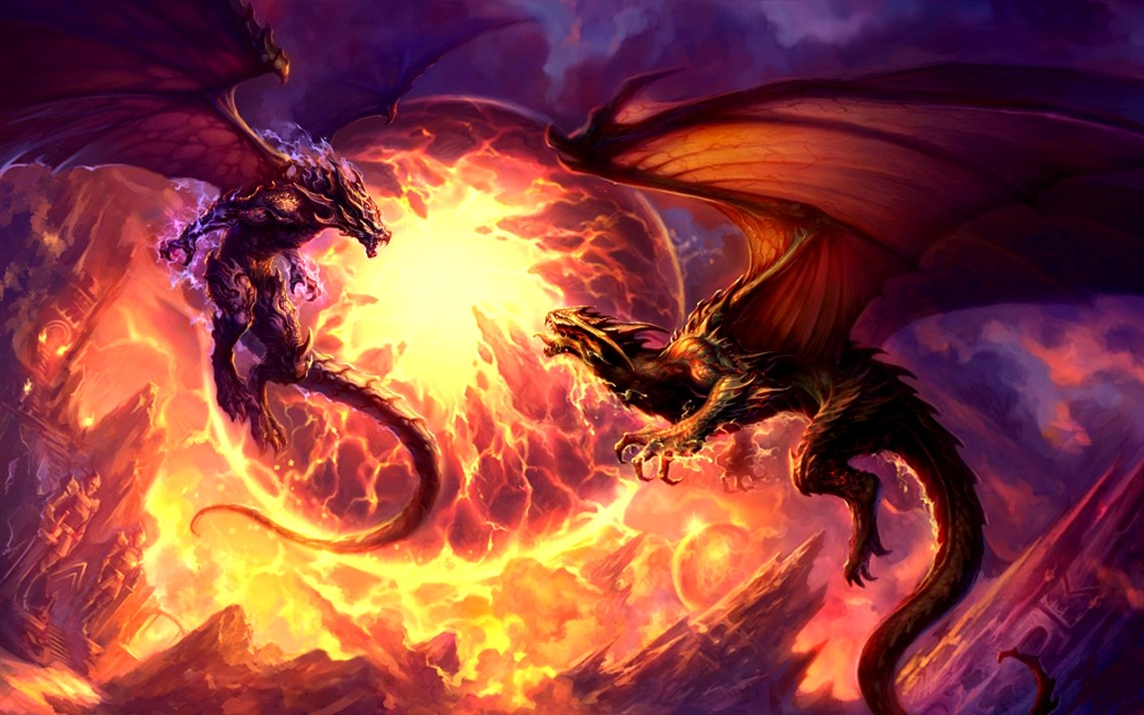 25079 Screensavers and Wallpapers Dragons for phone. Download Fantasy, Dragons, Fire pictures for free